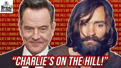 Bryan Cranston (The Most Interesting Man Alive) had a Run-In with Charles Manson