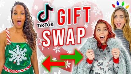 TikTok Target Gift Swap! *holiday edition*