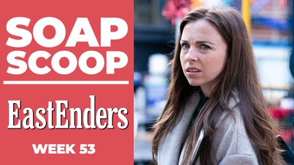 EastEnders Soap Scoop! Ruby drops a bombshell on Martin