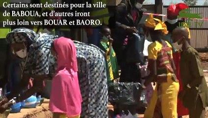 RAPATRIEMENT DE REFUGIÉS CENTRAFICIANS DU SOL CAMEROUNAIS
