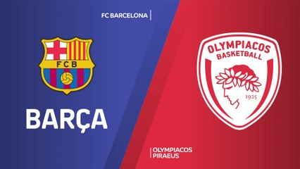 EuroLeague 2020-21 Highlights Regular Season Round 9 video: Barcelona 88-96 Olympiacos