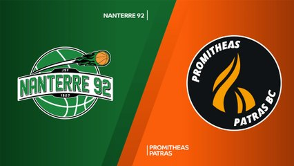 7Days EuroCup Highlights Regular Season, Round 9: Nanterre 91-70 Patras