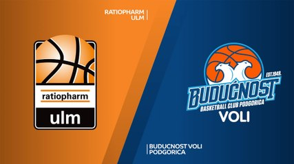 7Days EuroCup Highlights Regular Season, Round 9: Ulm 73-77 Buducnost