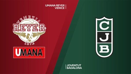 7Days EuroCup Highlights Regular Season, Round 9: Reyer 75-89 Joventut