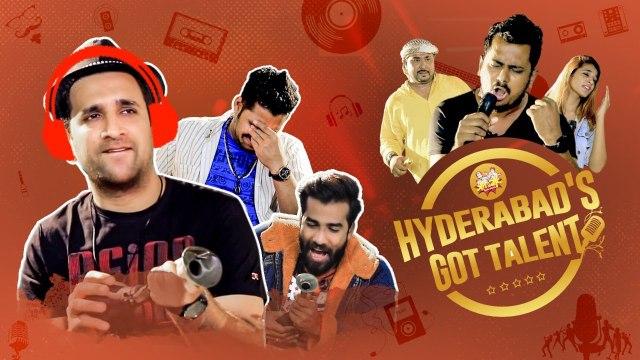 Hyderabad's Gots Talent    Kiraak Hyderabadiz    Shehbaaz Khan, Imran Khan Immi    Silly Monks