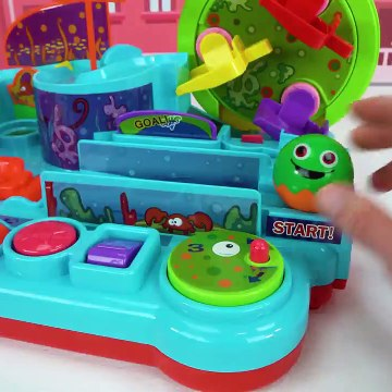 Great Toy Ball Toy Learning Puzzle for Toddlers and Kids