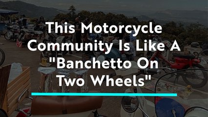 "Check Out This ""Banchetto On Two Wheels"" in Antipolo"