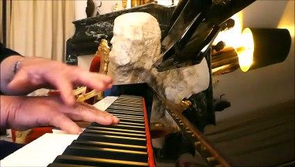 2 minutes 30 de désir,impro piano vladimir mitz