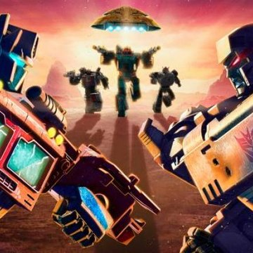 Transformers War for Cybertron Trilogy Earthrise Trailer