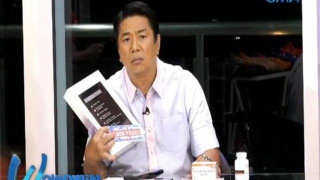 Wowowin: Kuya Wil, sinagot na ang bubong ng isang caller!
