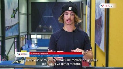 Ski de Bosses La French Touch - Episode 3 : Ready to Drop !