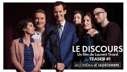 LE DISCOURS - Teaser TOUS SUR SCENE