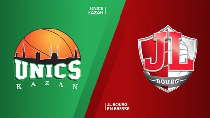 7Days EuroCup Highlights Regular Season, Round 9: UNICS 76-71 Bourg