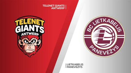 7Days EuroCup Highlights Regular Season, Round 9: Giants 86-77 Lietkabelis