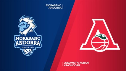 7Days EuroCup Highlights Regular Season, Round 9: Andorra 100-106 Lokomotiv
