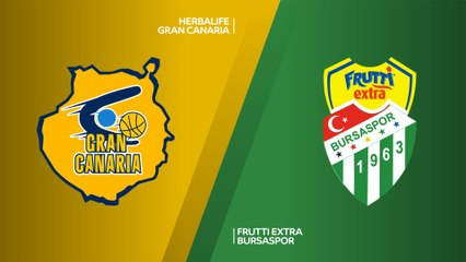 7Days EuroCup Highlights Regular Season, Round 9: Gran Canaria 89-76 Bursaspor