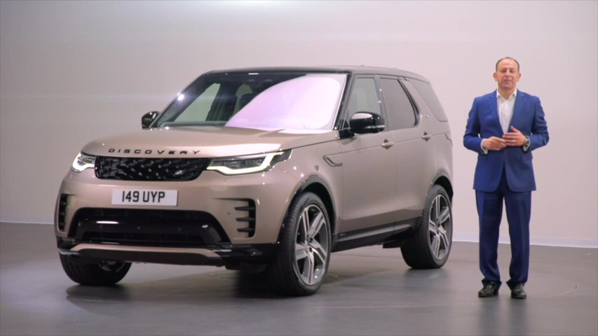 2021 Land Rover Discovery - A full product update on New Land Rover Discovery