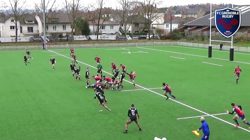 Rugby : Video - Espoirs Brive vs FCG _ le re?sume? vide?o