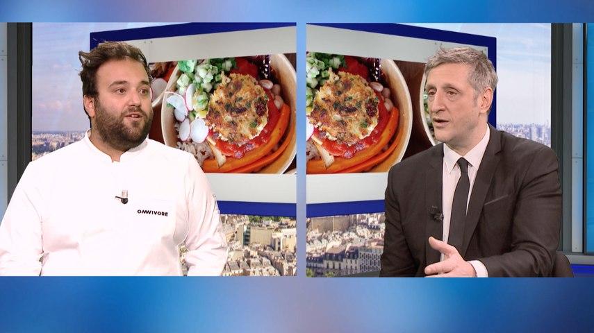 TLs+ présenté par Laurent Leleux « Cuisine & confinement, Tous chef ou presque …. » TELESUD 11/12/20