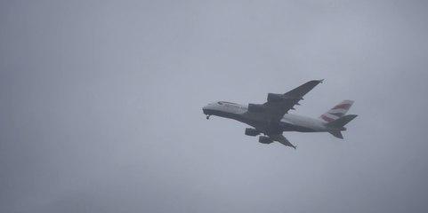 Le dernier Airbus A380 a quitté l'aéroport de Châteauroux