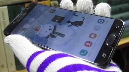 Обзор Samsung Galaxy C8, китайского Самсунга, умеющего распознавать лица