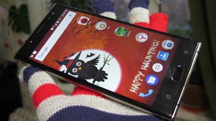 Обзор Oukitel K3, смартфона для сильных любителей селфи
