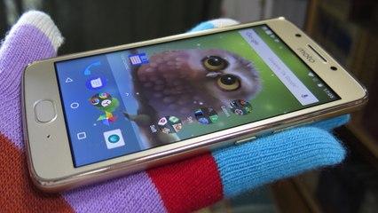 Обзор Moto G5, простого добротного смартфона