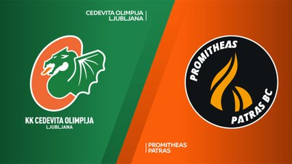 7Days EuroCup Highlights Regular Season, Round 5: Olimpija 77-73 Patras