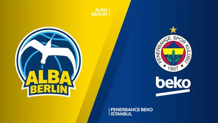 EuroLeague 2020-21 Highlights Regular Season Round 13 video: ALBA 89-63 Fenerbahce