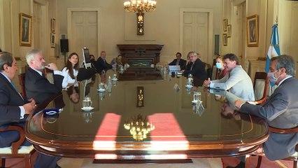 Reunión del Presidente con el Consejo Consultivo