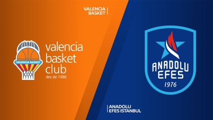 EuroLeague 2020-21 Highlights Regular Season Round 13 video: Valencia 76-74 Efes