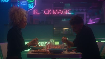 Jonasu - Black Magic