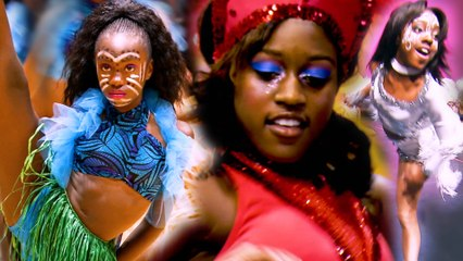"""Bring It!: """"Energy, Energy, Energy, the Entire Time""""- African Dance Flashback Compilation"""
