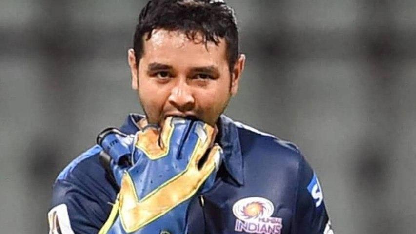 Parthiv Patel Joins Mumbai Indians As Talent Scout