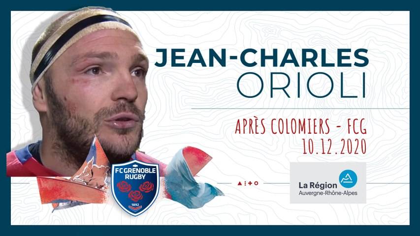 Video : Video - Jean-Charles Orioli : « On a montré de l'abnégation et l'envie de combattre »