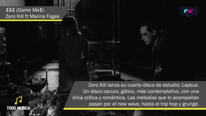 TM. Zero Kill, la banda liderada por Benito Cerati.