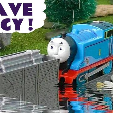 Brave Percy from Thomas and Friends in this Storm Rescue with the Funny Funlings in this Family Friendly Fun Toy Trains Full Episode English Story for Kids from Kid Friendly Family Channel Toy Trains 4U