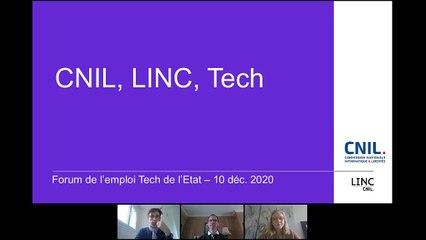 [Conférence] Le-linc-le-laboratoire-dinnovation-numerique-de-la-cnil