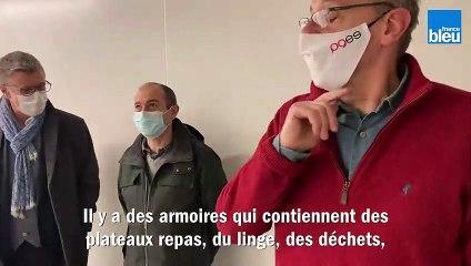 Les tortues de l'hôpital d'Epinal