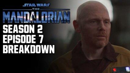 The Mandalorian (Season 2, Episode 7 Breakdown): What The Hell Is Happening?