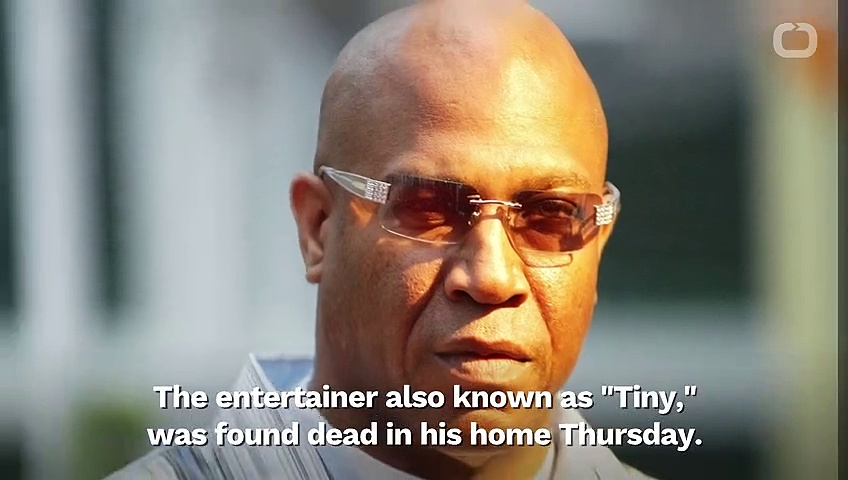 Actor Thomas 'Tiny' Lister Jr. Dies At 62 After Suffering Covid-19 symptoms — Dailymotion