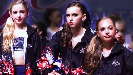 Dance Moms: PAYTON Is Brooke's Replacement...FOR NOW