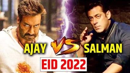 Salman Vs Ajay Clash_| Ajay Devgn Mayday Release On Eid 2022 Weekend