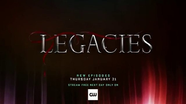 Legacies - Trailer Saison 3