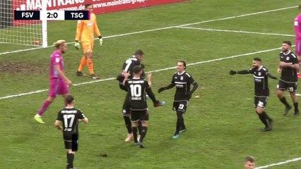 Torfestival beim Re-Start | FSV Frankfurt - TSG 1899 Hoffenheim 2 (Regionalliga Südwest)