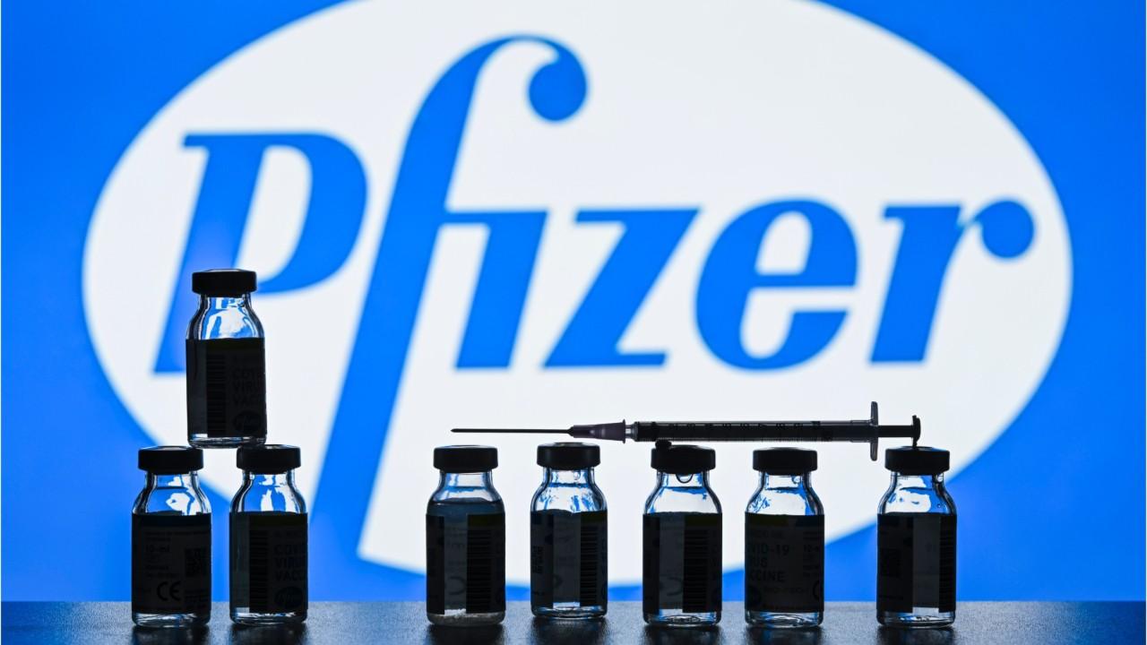 Pfizer Ships COVID-19 Vaccine