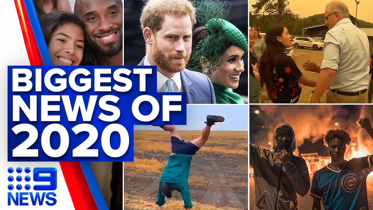 Biggest news stories of 2020, aside from COVID-19