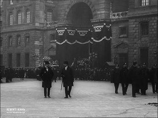 Obsèques des brigadiers de police Quintard et Vandamme, Paris