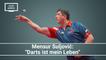 Mensur Suljović vor der anstehenden Darts-WM