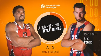A Quarter with Kyle Hines and Alec Peters!